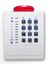 Un système d'alarme lié à l'activité de votre entreprise