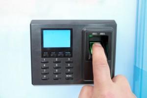 Le contrôle d'accès biométrique